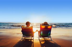 Vacaciones de Descanso en la Playa